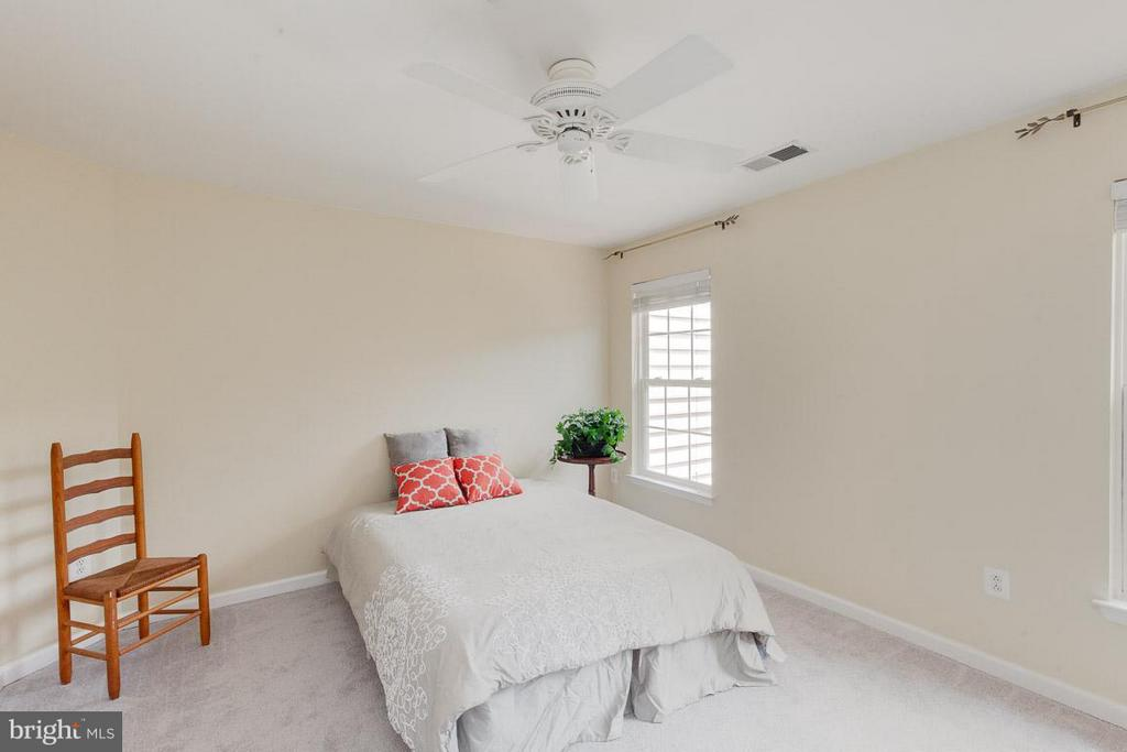Master bedroom  w/l,ots of light! - 3626 SINGLETON TER, FREDERICK