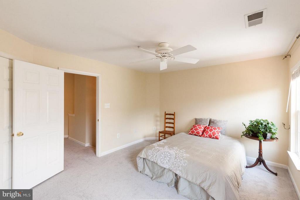 New carpet! - 3626 SINGLETON TER, FREDERICK