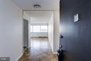 Hallway - 5500 FRIENDSHIP BLVD #1409N, CHEVY CHASE