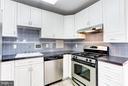 Kitchen - 5500 FRIENDSHIP BLVD #1409N, CHEVY CHASE
