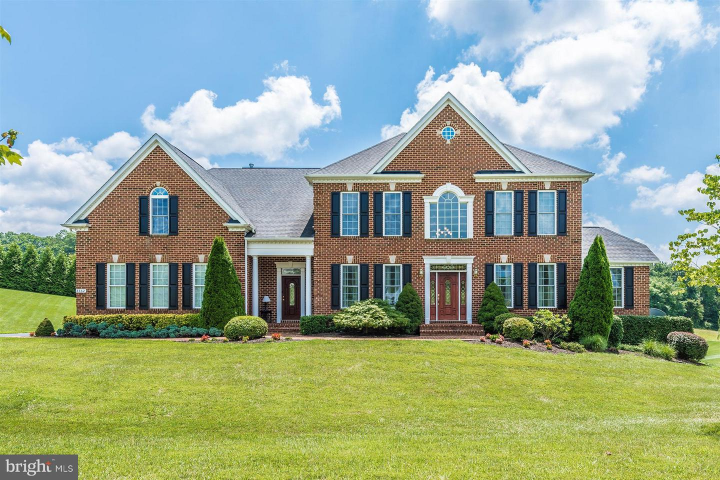 Single Family for Sale at 2562 Bridlewood Ct Finksburg, Maryland 21048 United States