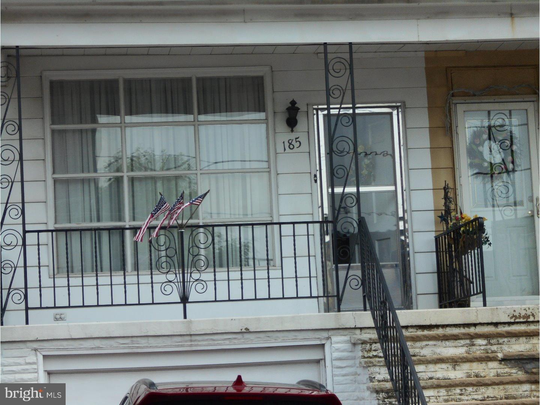 Single Family Home for Sale at 185 SCHUYLKILL Avenue Shenandoah, Pennsylvania 17976 United States