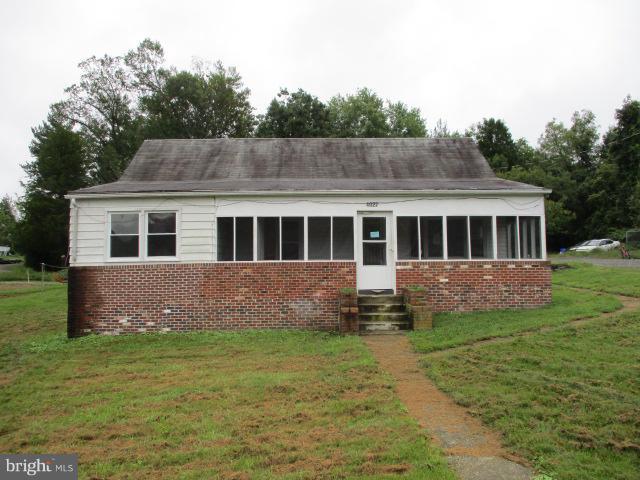 Single Family for Sale at 4022 Dunnington Thomas Pl Marbury, Maryland 20658 United States