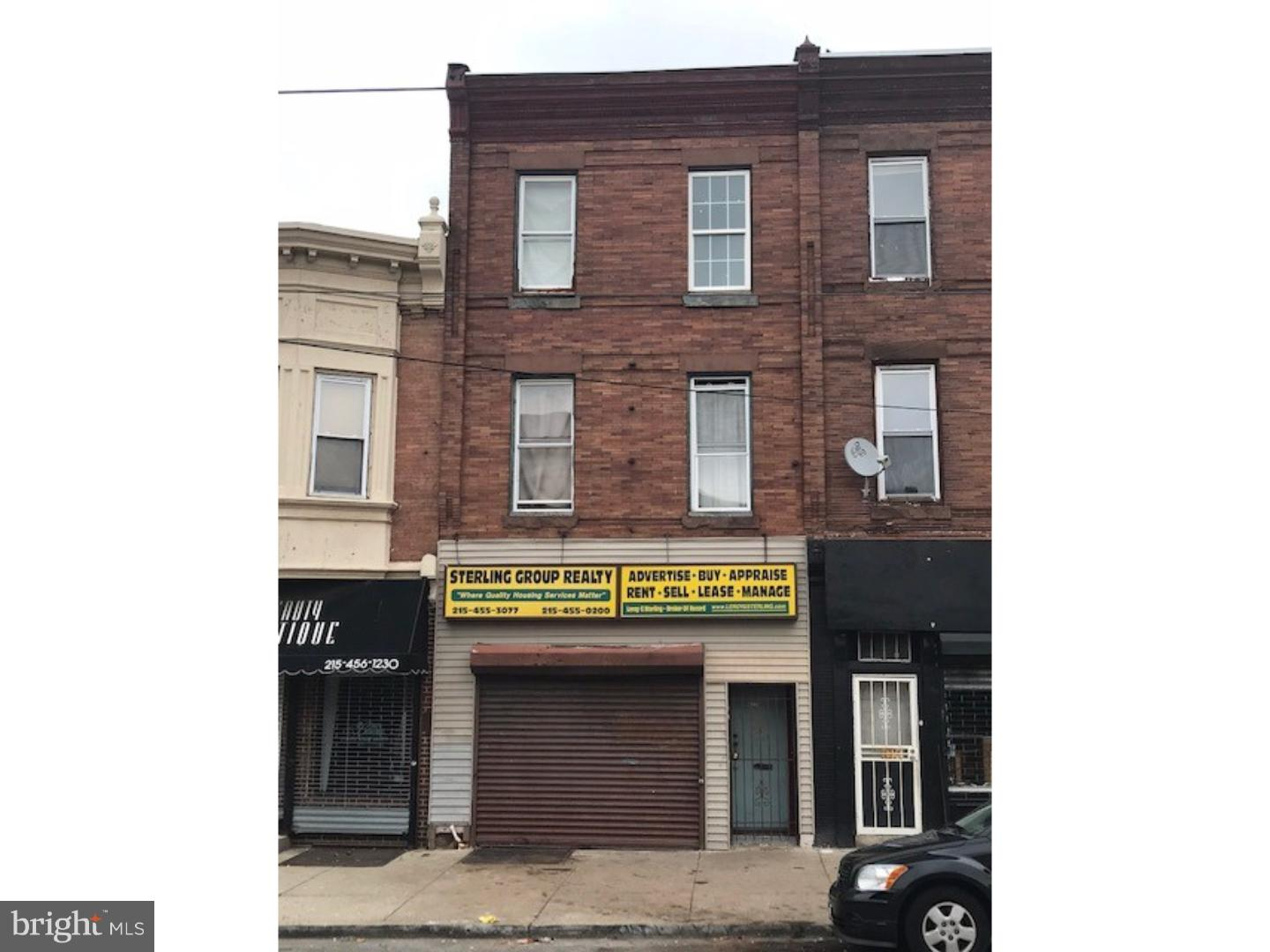 Photo of home for sale at 4229 Germantown Avenue, Philadelphia PA