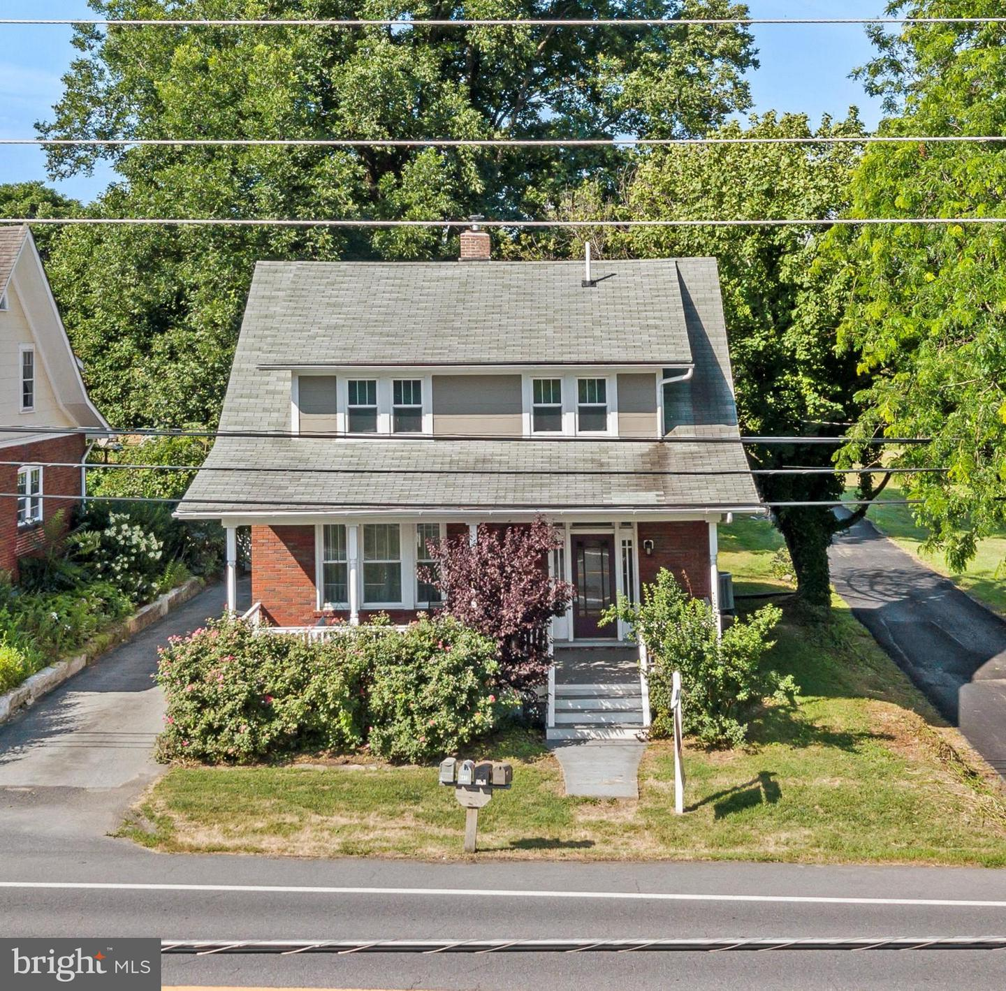 Single Family for Sale at 6420 Old National Pike Boonsboro, Maryland 21713 United States