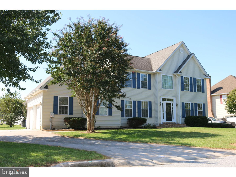 Maison unifamiliale pour l Vente à 88 APPLE BLOSSOM Drive Camden, Delaware 19934 États-Unis