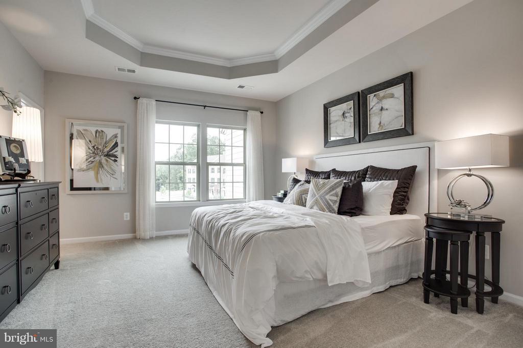 Bedroom (Master) - 1030 RIVER HERITAGE BLVD, DUMFRIES
