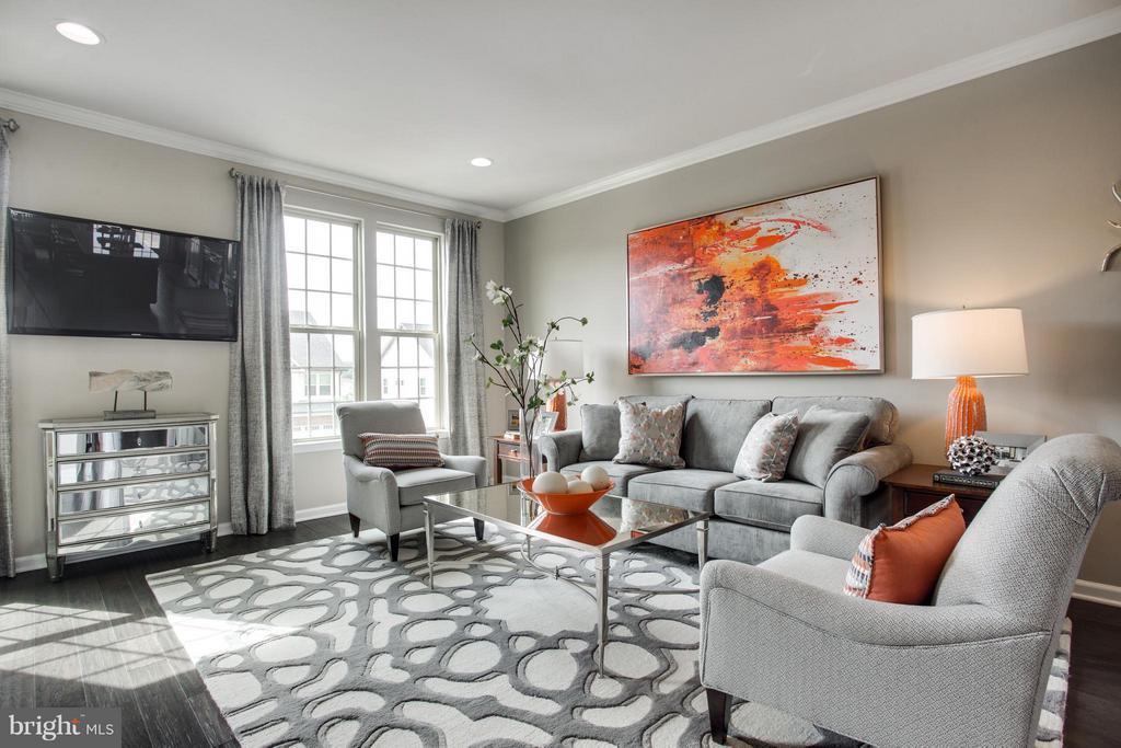 Family Room - 1040 RIVER HERITAGE BLVD, DUMFRIES