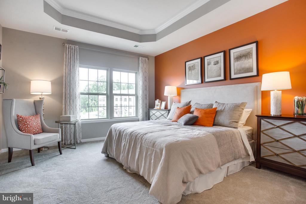 Bedroom (Master) - 1040 RIVER HERITAGE BLVD, DUMFRIES