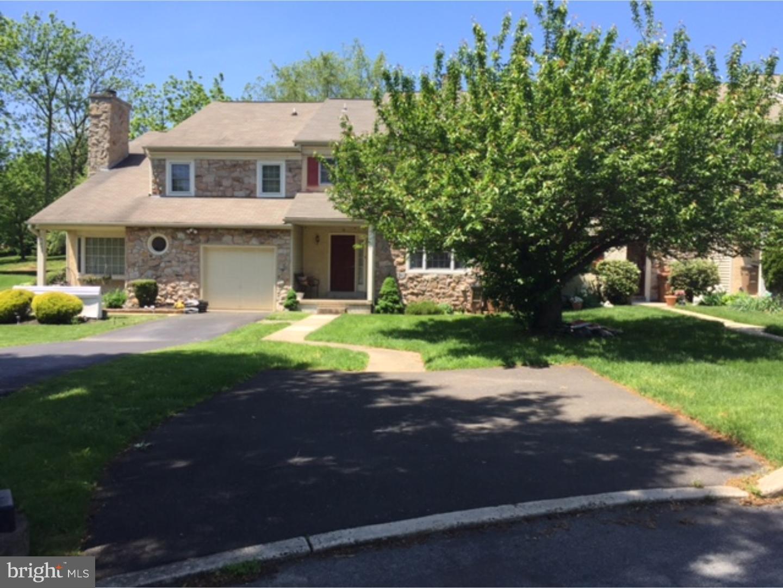 独户住宅 为 出租 在 1407 PATRICK Court 安布勒, 宾夕法尼亚州 19002 美国