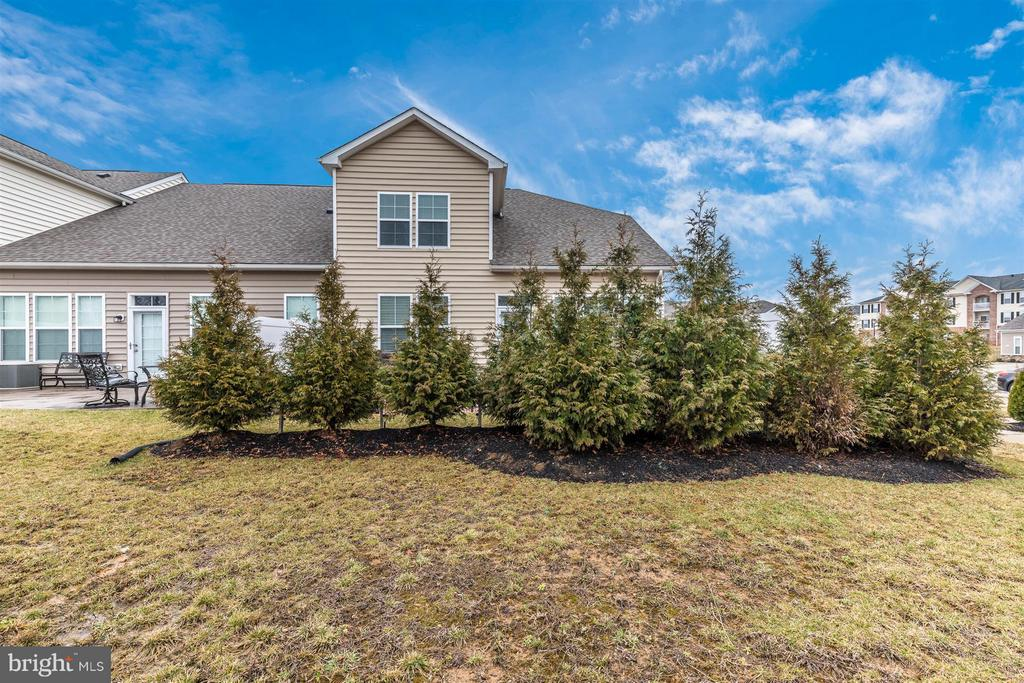 Mature trees for privacy. - 20118 ONEALS PL, HAGERSTOWN