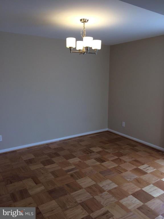 Dining Room - 9900 GEORGIA AVE #27-412, SILVER SPRING