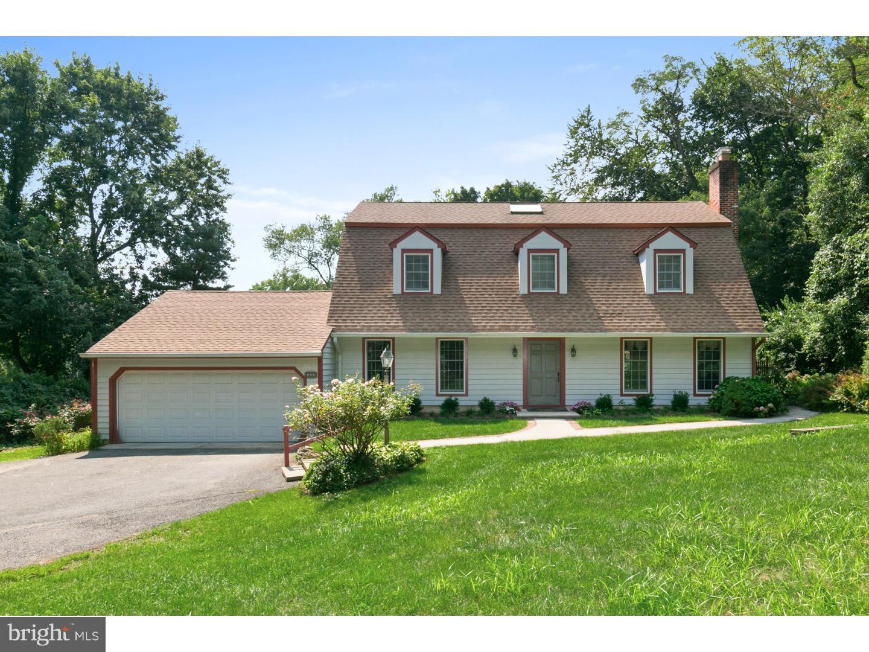 独户住宅 为 出租 在 104 MOUNT LAUREL Road Moorestown, 新泽西州 08057 美国