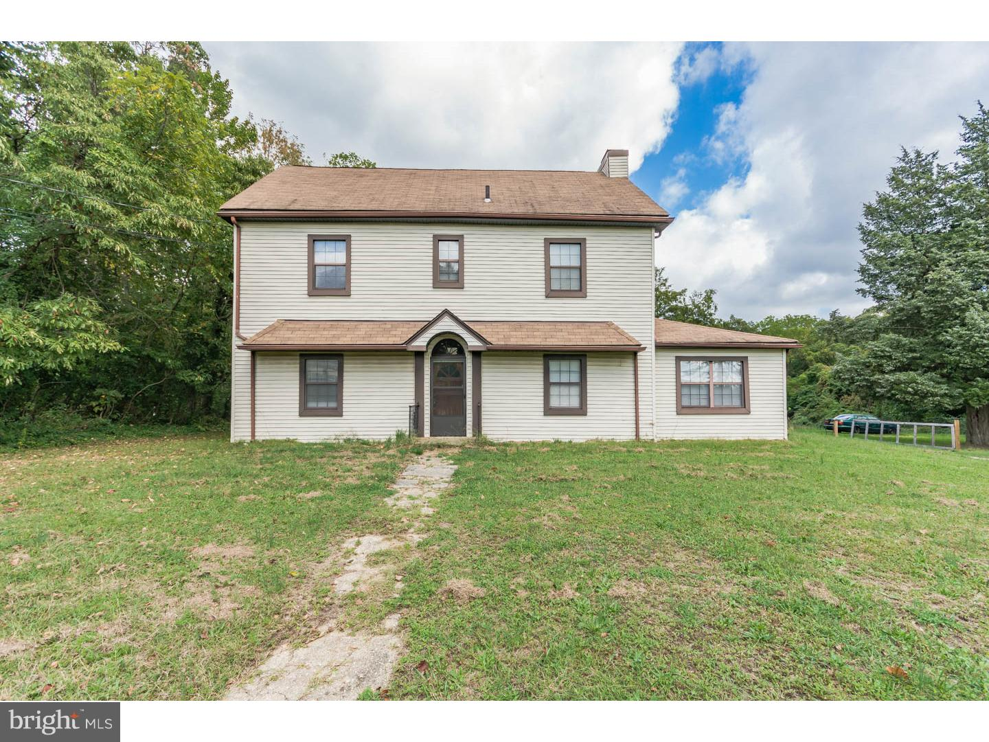 Single Family Home for Sale at 147 S BLACK HORSE PIKE Blackwood, New Jersey 08012 United States