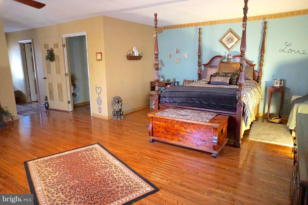Master Bedroom Main Floor - 3970 PANHANDLE RD, FRONT ROYAL