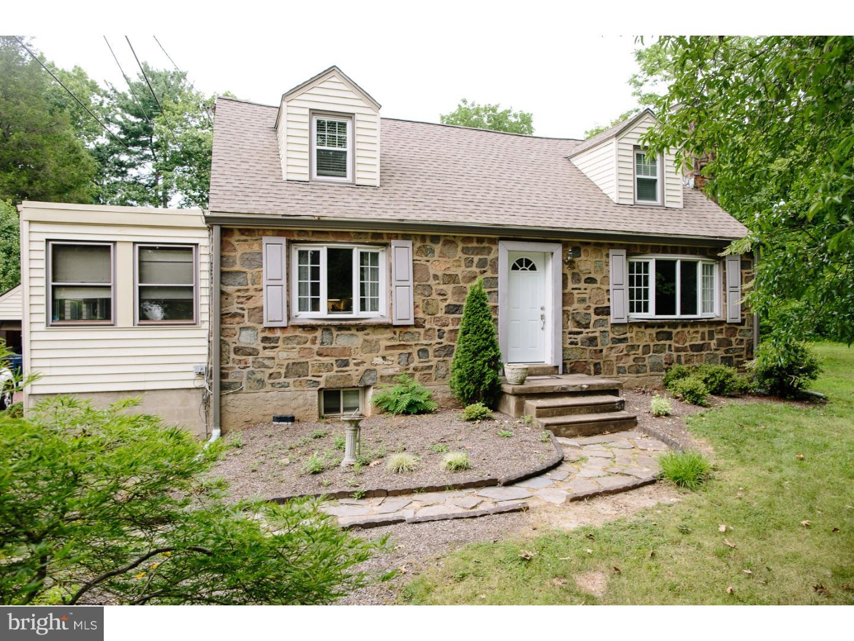 独户住宅 为 出租 在 1746 NORRISTOWN Road 安布勒, 宾夕法尼亚州 19002 美国