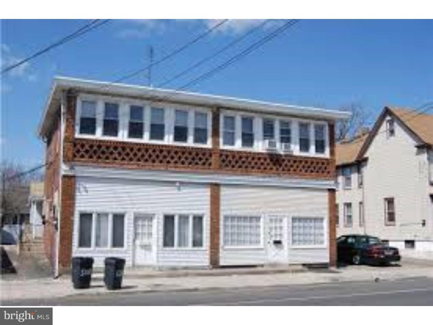 Single Family Home for Sale at 519-21 W BROAD Street Palmyra, New Jersey 08065 United States