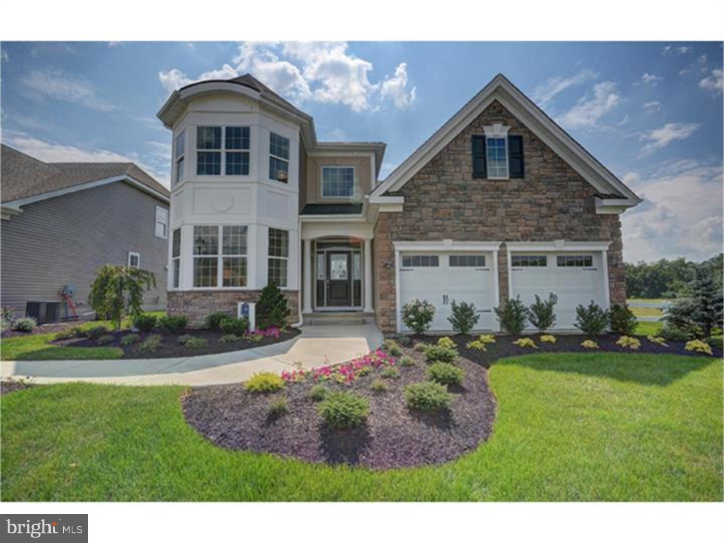 Single Family Home for Sale at 45 BERNINI WAY Monmouth Junction, New Jersey 08852 United StatesMunicipality: South Brunswick Township
