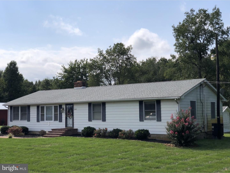Casa Unifamiliar por un Venta en 4687 ARTHURSVILLE Road Hartly, Delaware 19953 Estados Unidos