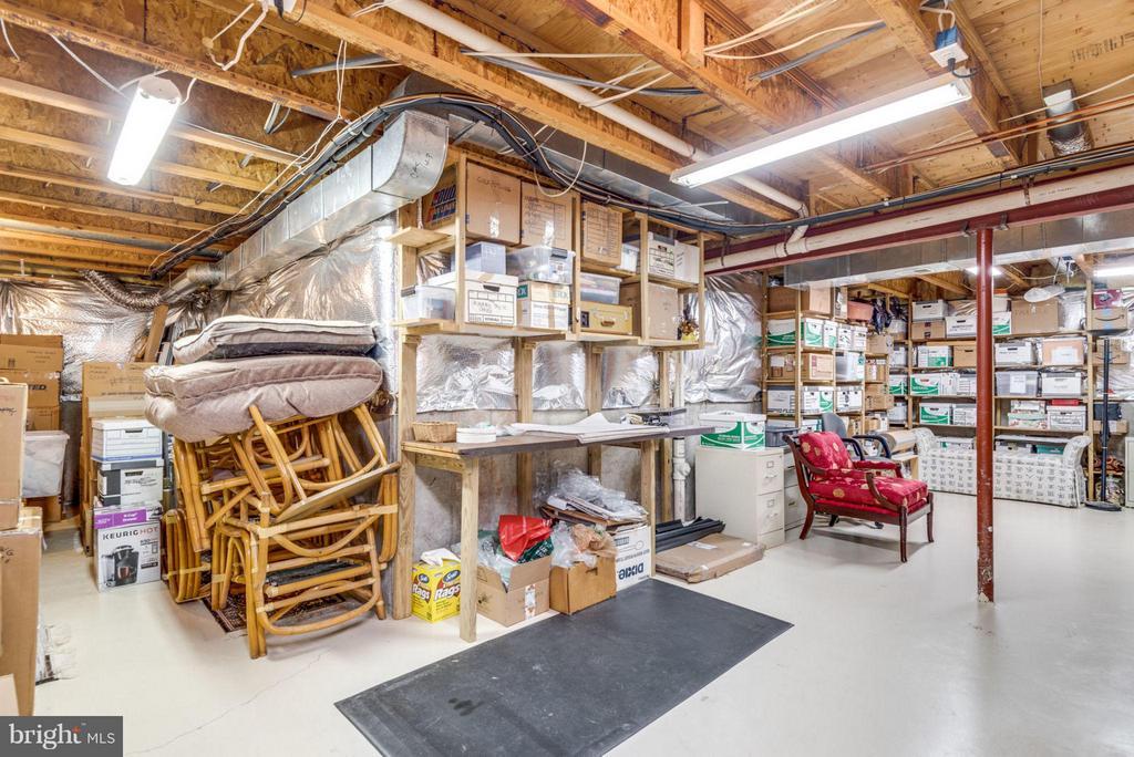 Basement Storage Room - 47750 BRAWNER PL, STERLING