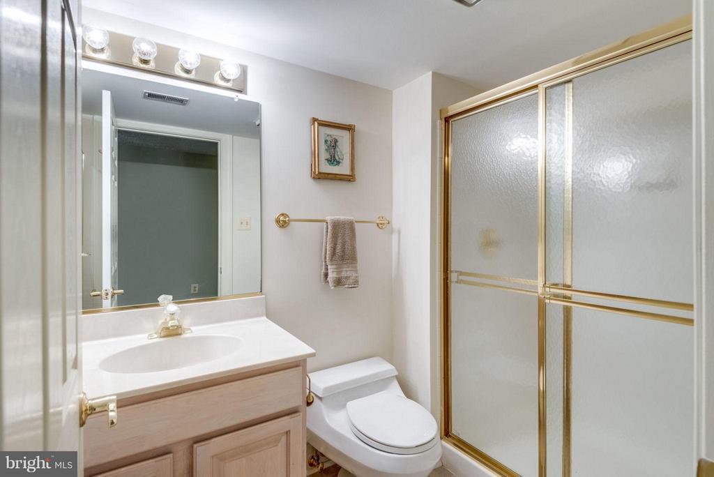 Basement Bath (Full Bath #4) - 47750 BRAWNER PL, STERLING