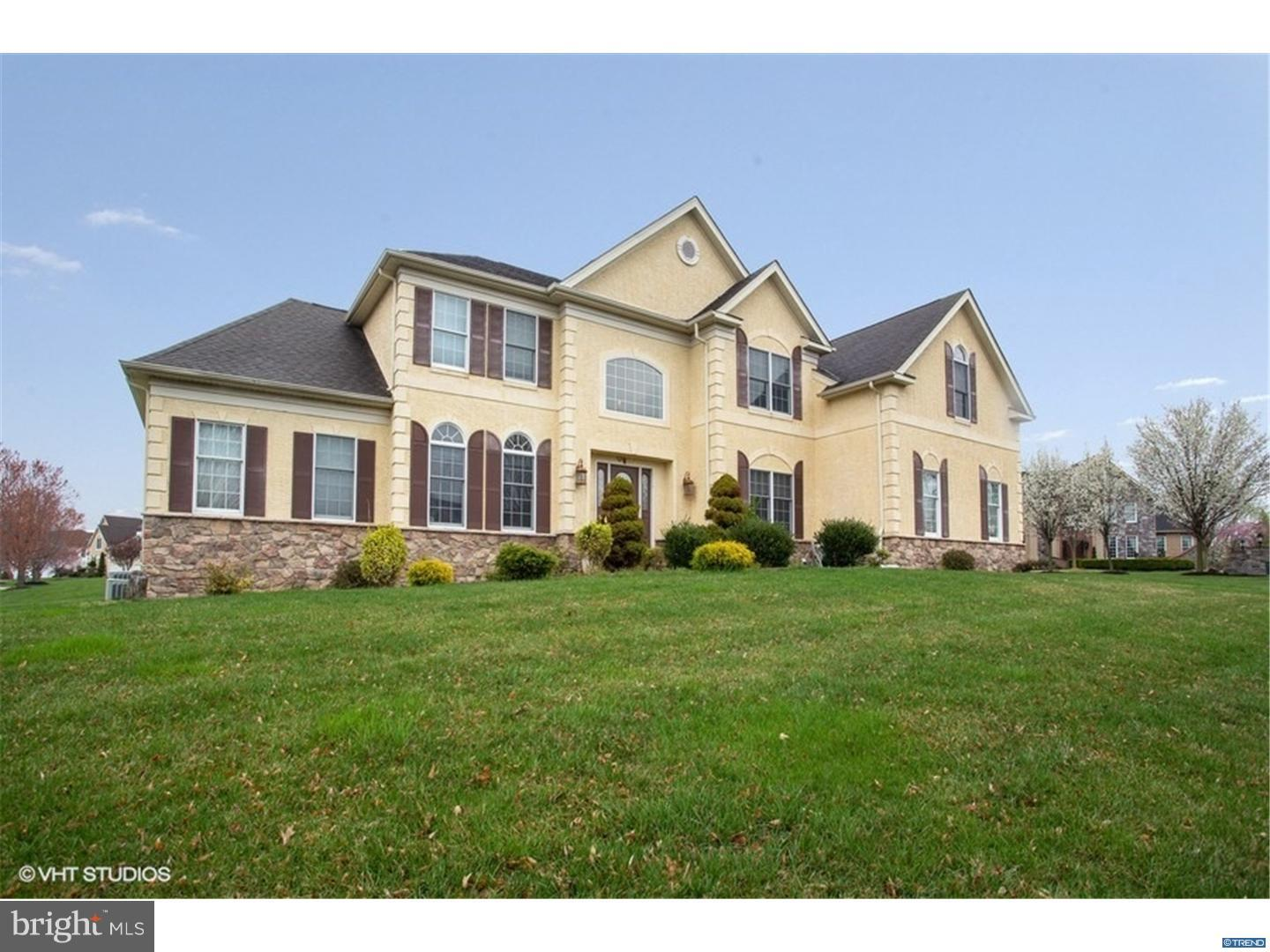 Photo of home for sale at 108 Saint Claire Drive, Hockessin DE