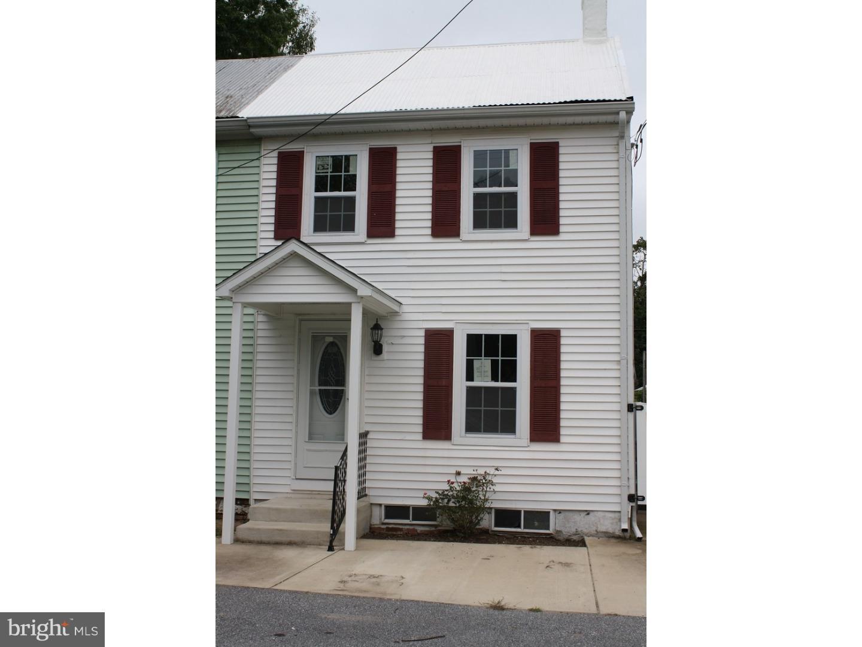 Maison unifamiliale pour l Vente à 226 HAMILTON Street Delaware City, Delaware 19706 États-Unis