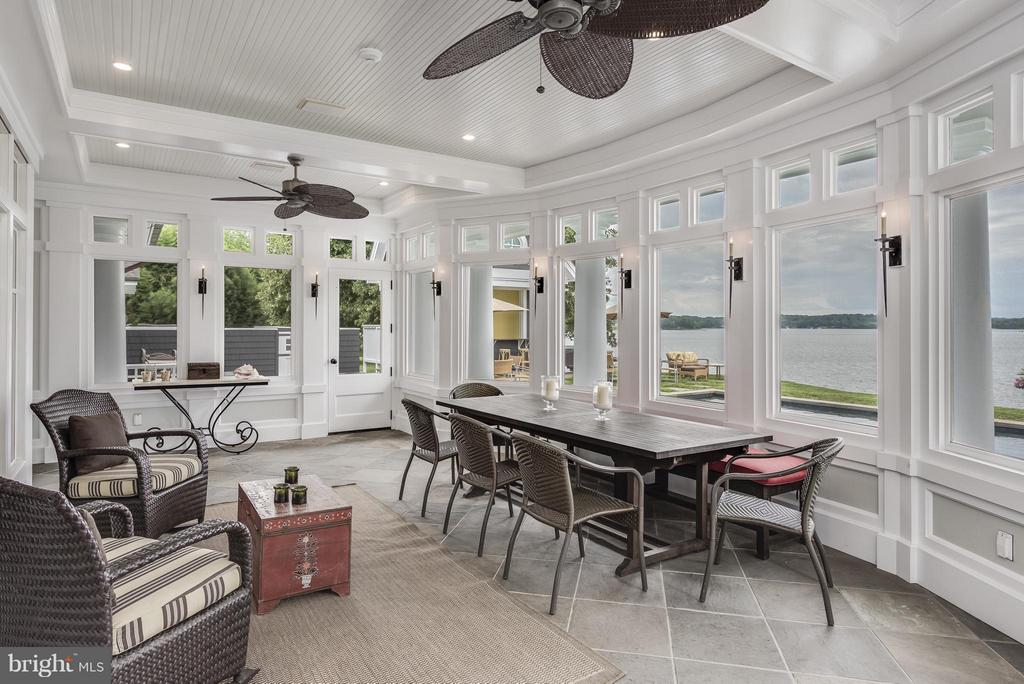 Screened Porch - 995 MELVIN RD, ANNAPOLIS