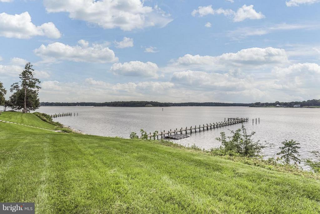 Panoramic View and Pier on the South River - 995 MELVIN RD, ANNAPOLIS