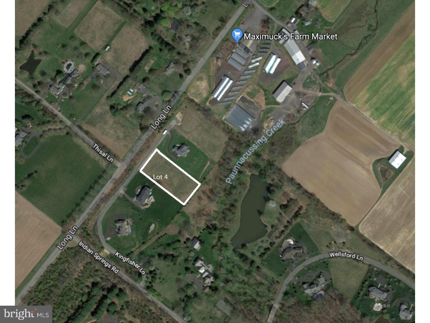 Land for Sale at Mechanicsville, Pennsylvania 18934 United States