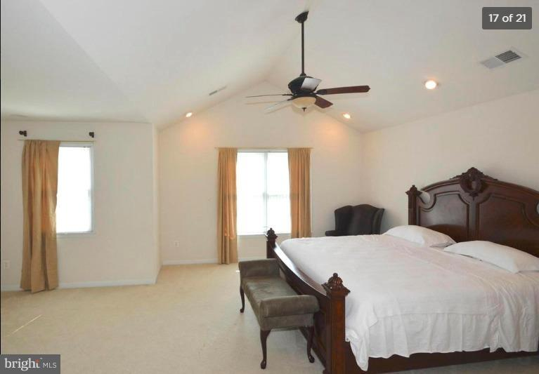 Bedroom (Master) - 25989 DONOVAN DR, CHANTILLY