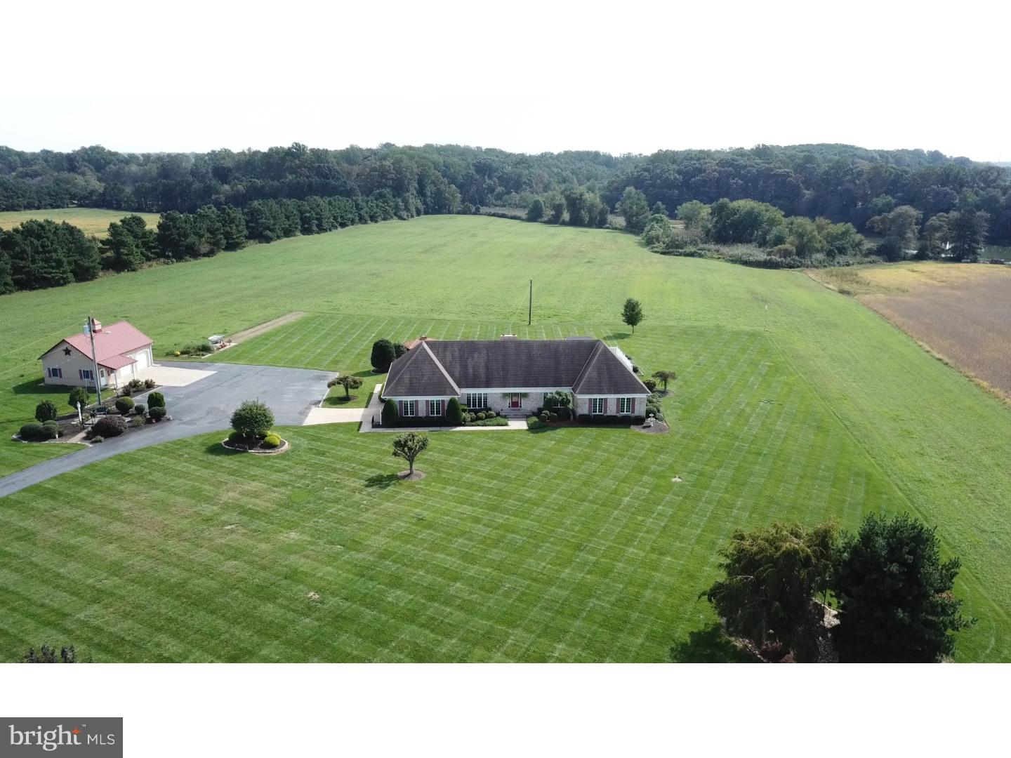Single Family Home for Sale at 452 DARETOWN Road Elmer, New Jersey 08318 United States