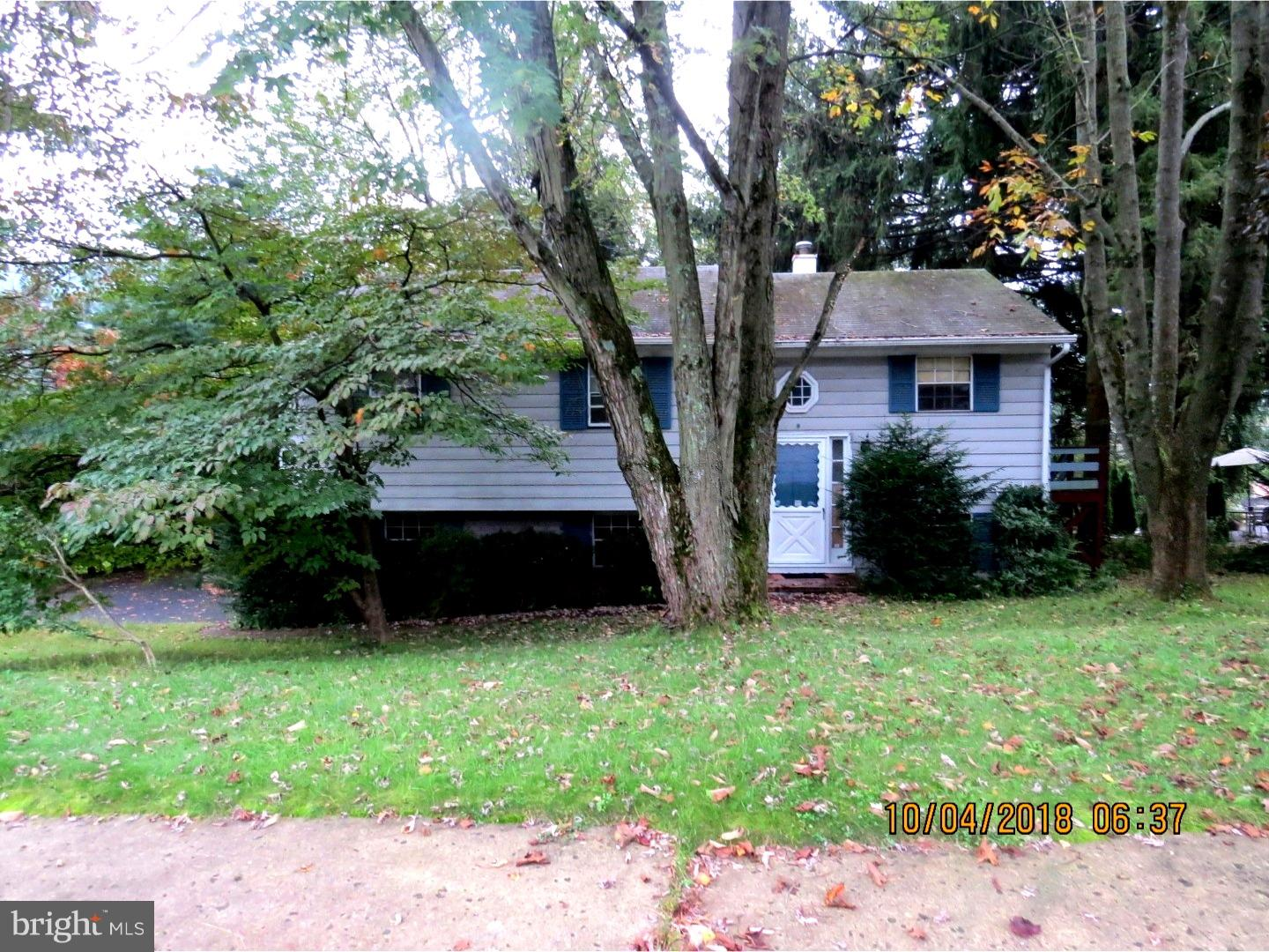 Photo of home for sale at 9 Deerfield Drive, Pottsville PA