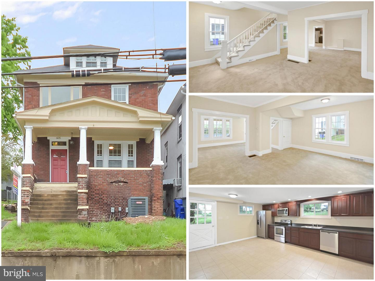 Single Family for Sale at 605 Potomac St Brunswick, Maryland 21716 United States
