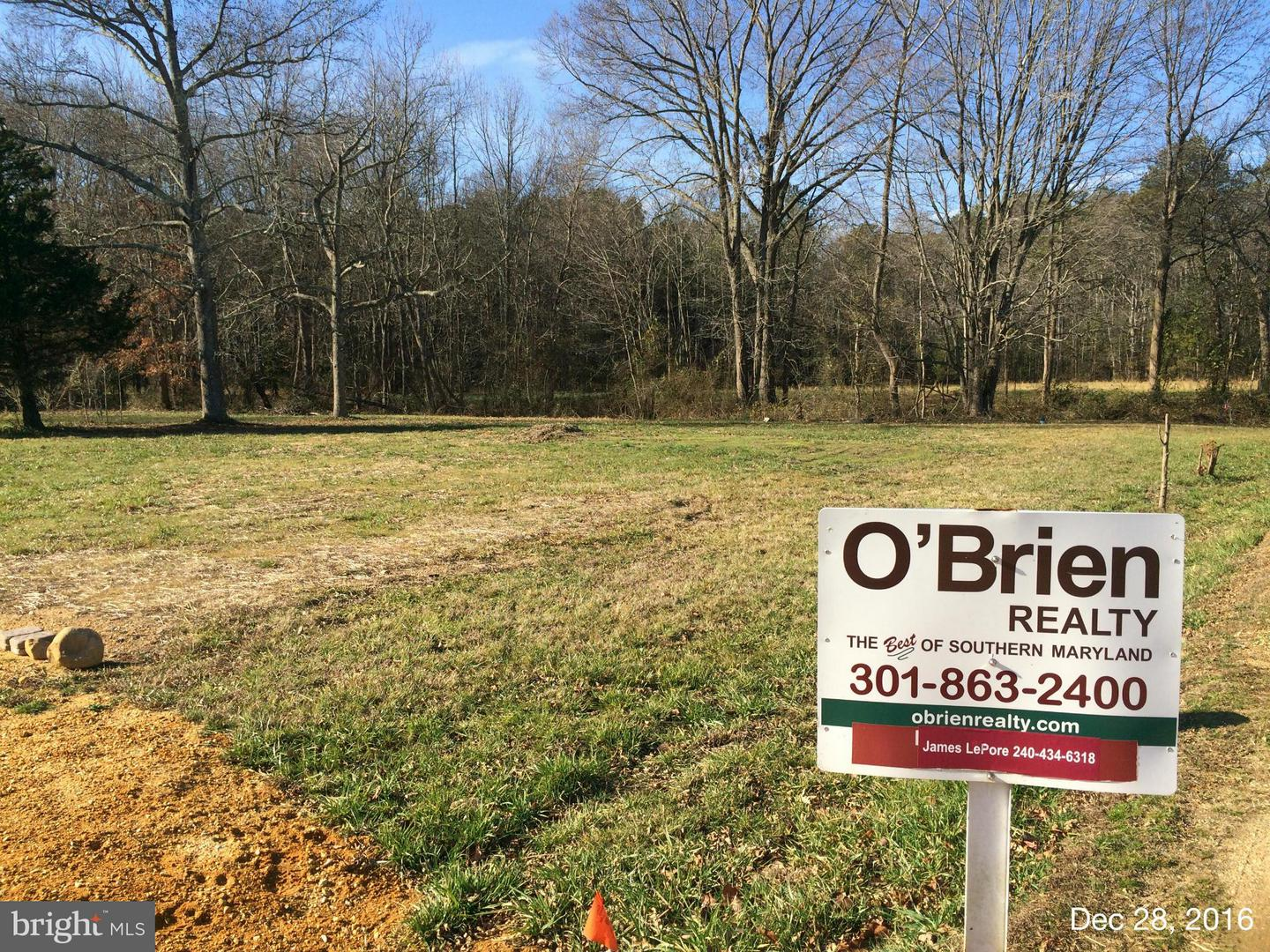 Land for Sale at 18443 Windmill Point Rd Drayden, Maryland 20630 United States