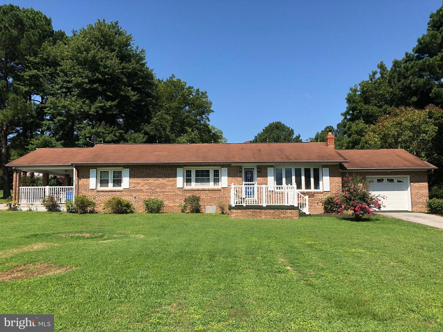 Single Family for Sale at 16719 Three Notch Rd Ridge, Maryland 20680 United States