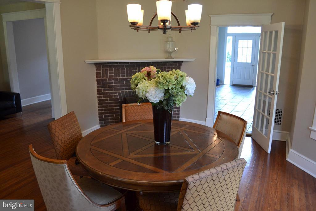 Dining Room - 5707 MISTY DR, LANHAM