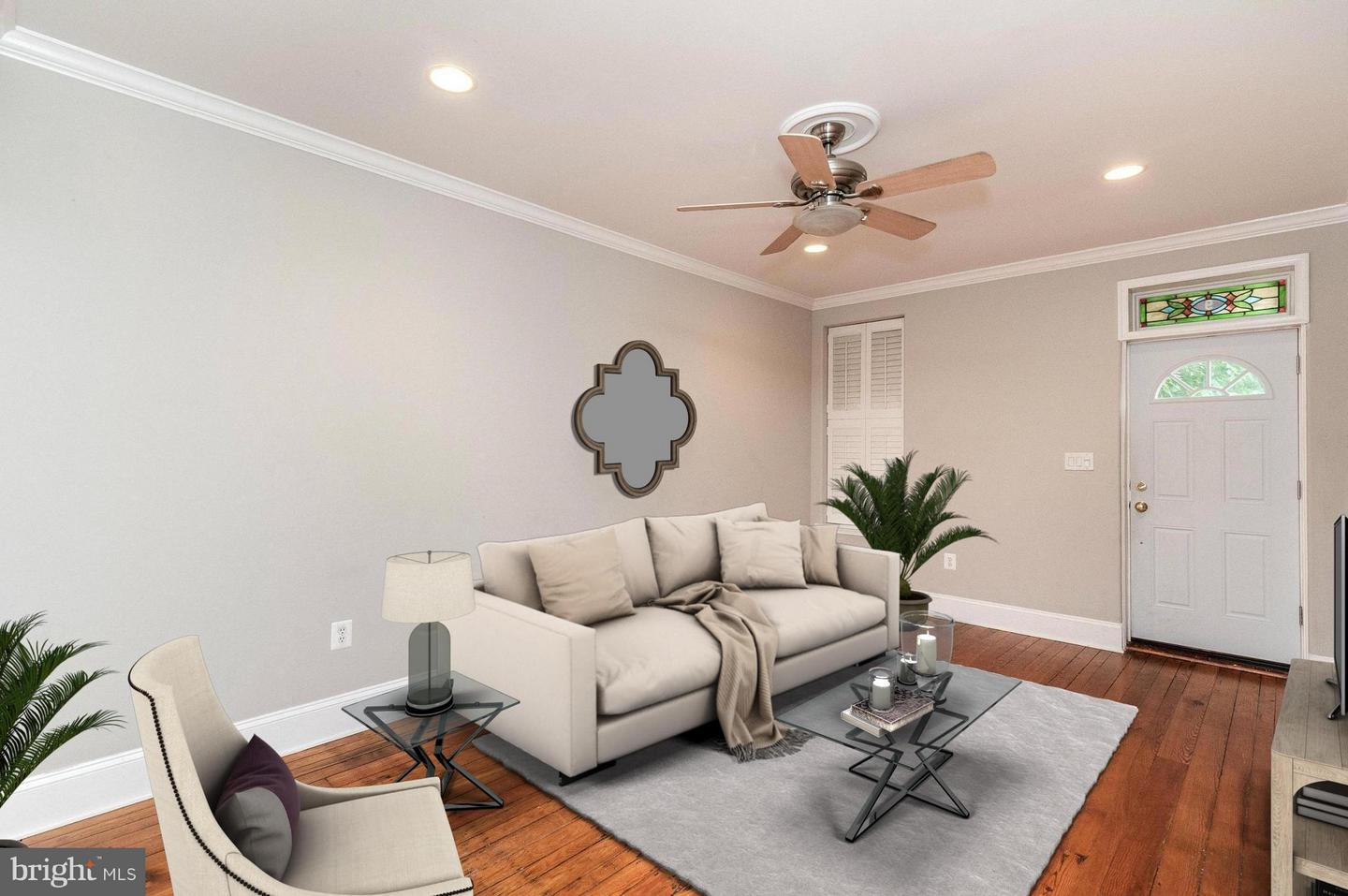 Photo of home for sale at 9 Randall Street E, Baltimore MD