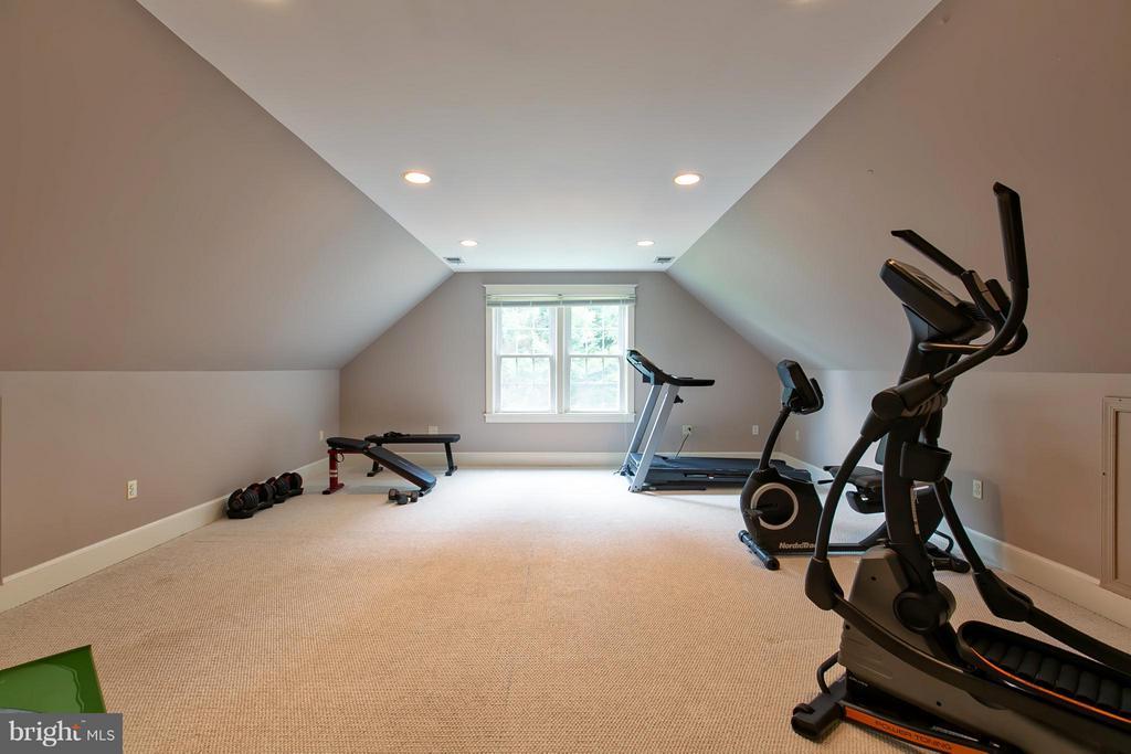 Bonus Room off Bedroom 3 - 16808 OAK HILL RD, SILVER SPRING