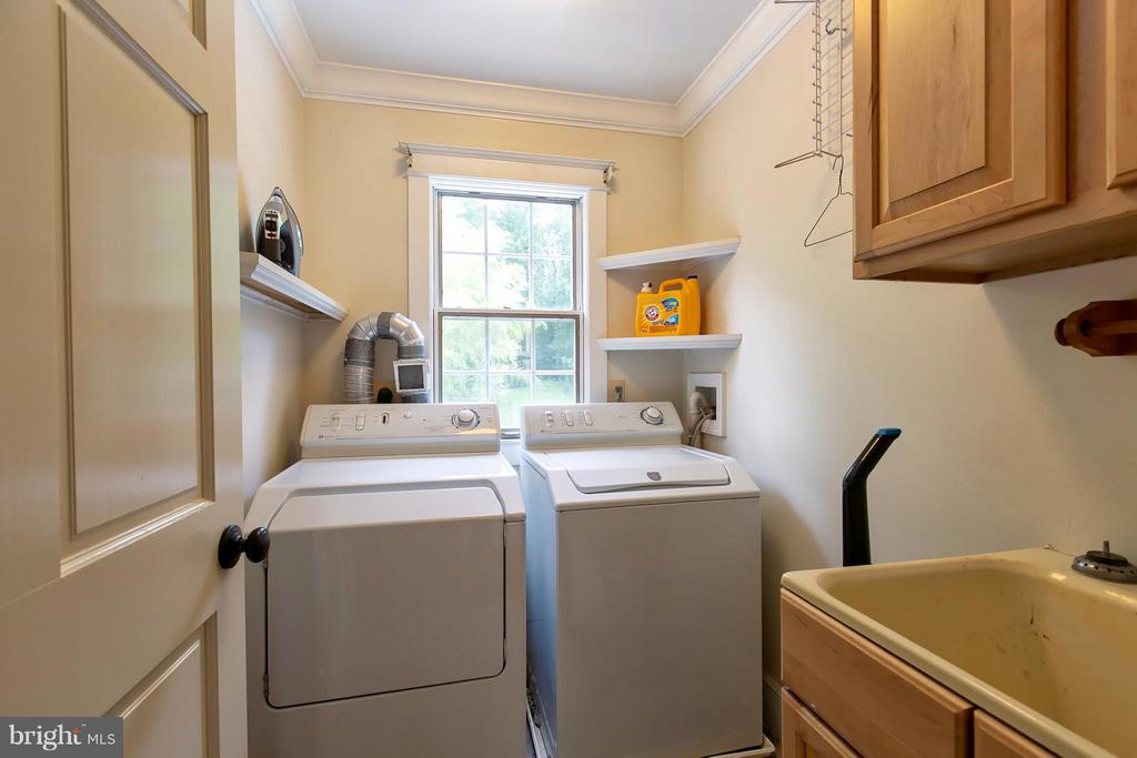 Upper Level Laundry Room - 16808 OAK HILL RD, SILVER SPRING