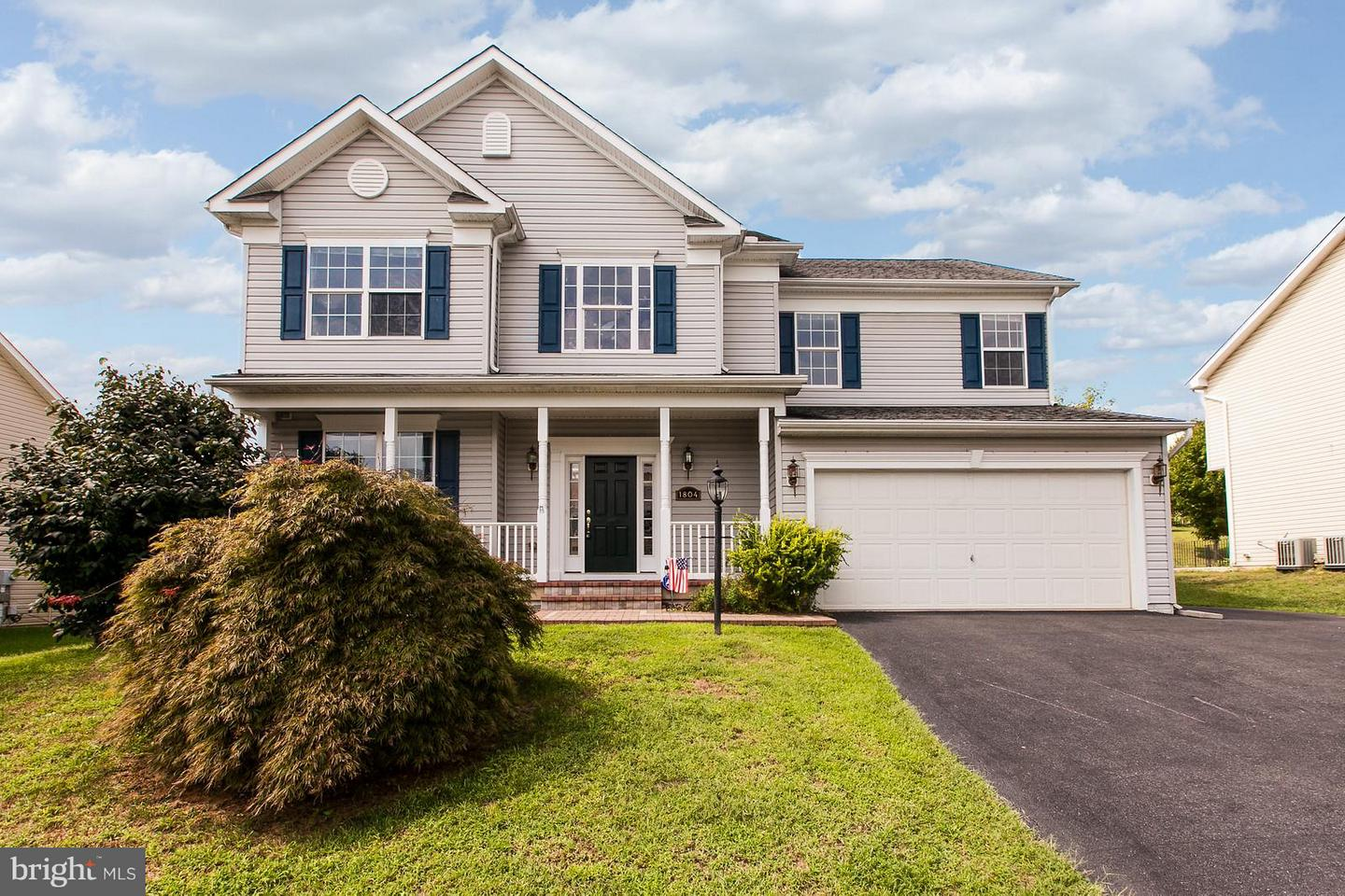 Single Family for Sale at 1804 Greysens Ferry Ct Point Of Rocks, Maryland 21777 United States