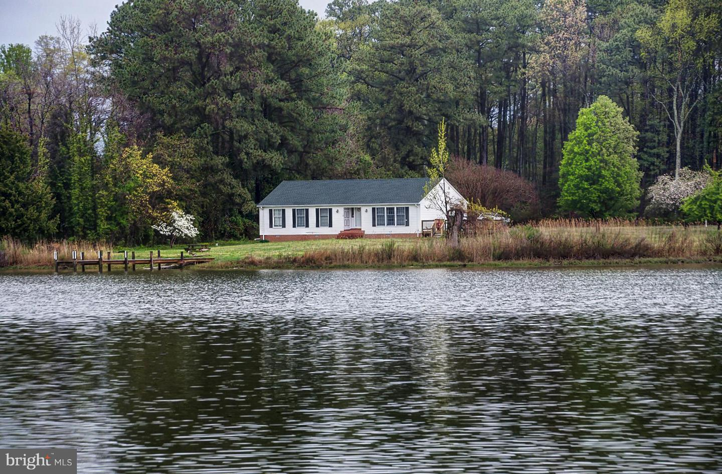 Single Family for Sale at 38081 Dukeharts Creek Rd Coltons Point, Maryland 20626 United States