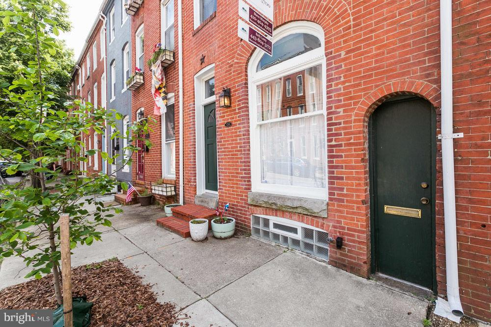 Single Family for Sale at 1250 Riverside Ave Baltimore, Maryland 21230 United States