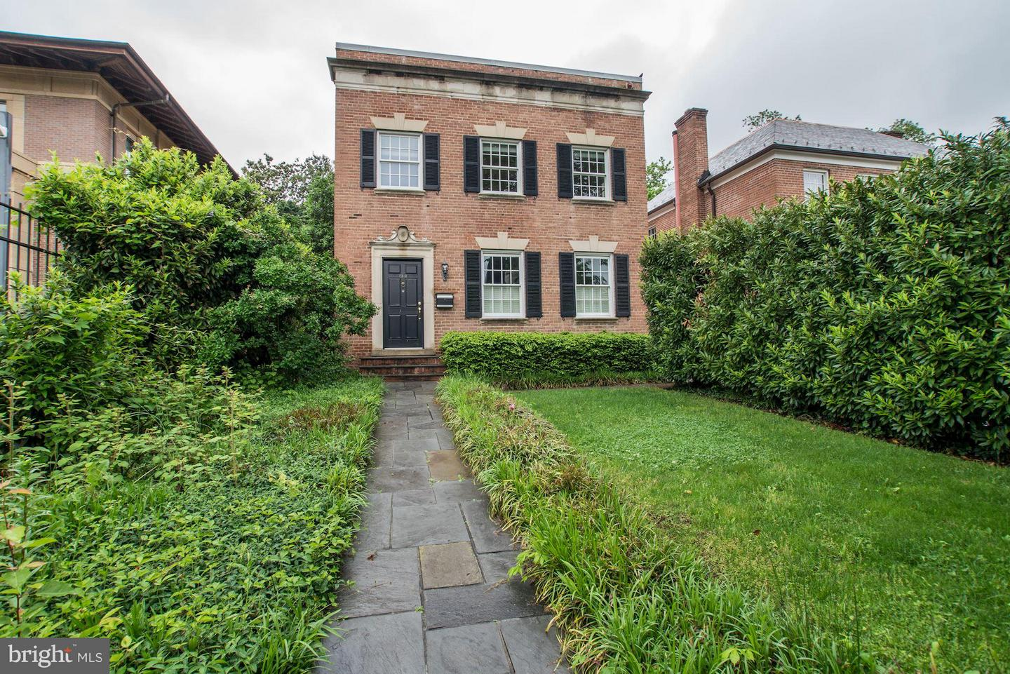 Single Family for Sale at 2519 Massachusetts Ave NW Washington, District Of Columbia 20008 United States