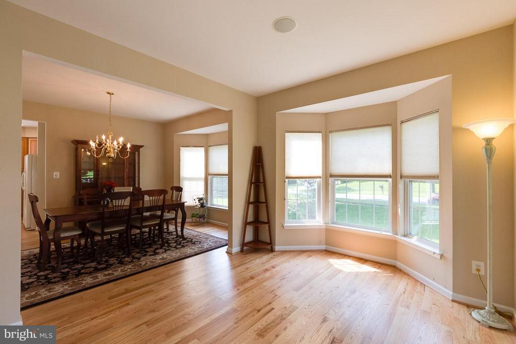 Naturally illuminated with bay windows - 19101 ABBEY MANOR DR, BROOKEVILLE