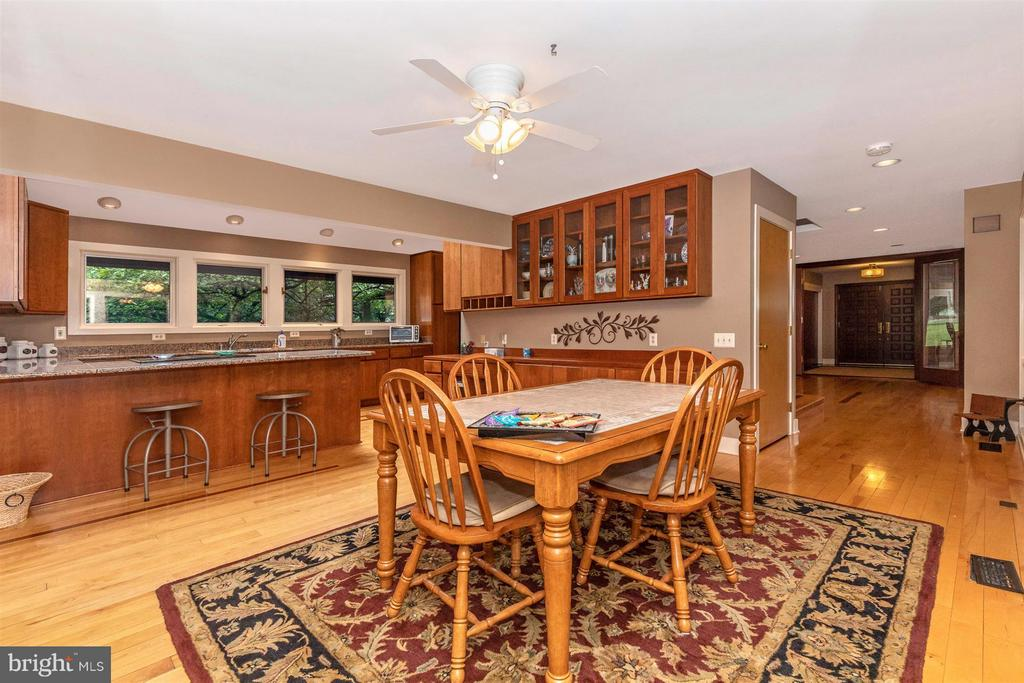 Eat-In Kitchen Table Space - 6303 WINPENNY DR, FREDERICK