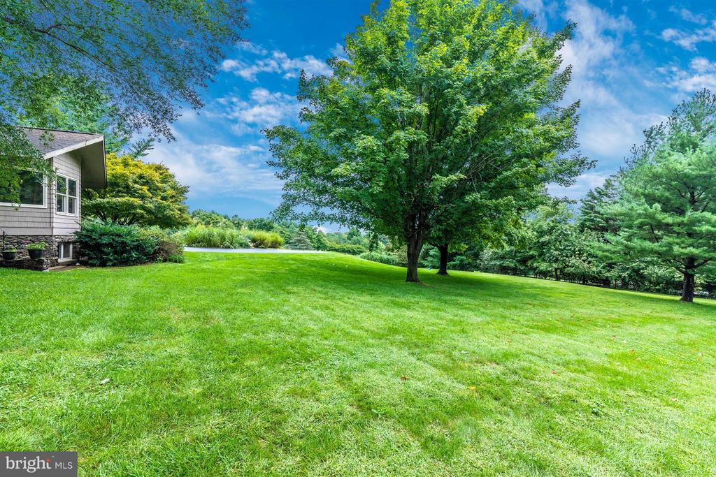 Amazing Yard Space - Tranquility at its Finest - 6303 WINPENNY DR, FREDERICK