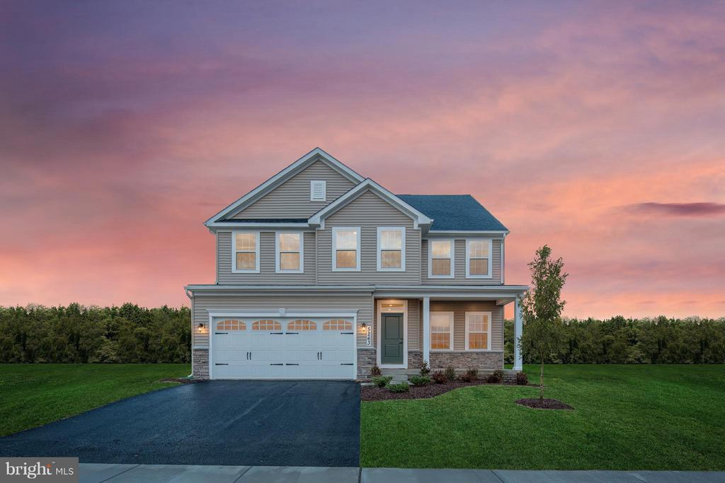 Exterior (Front) - 5319 STRIPED MAPLE ST, FREDERICK