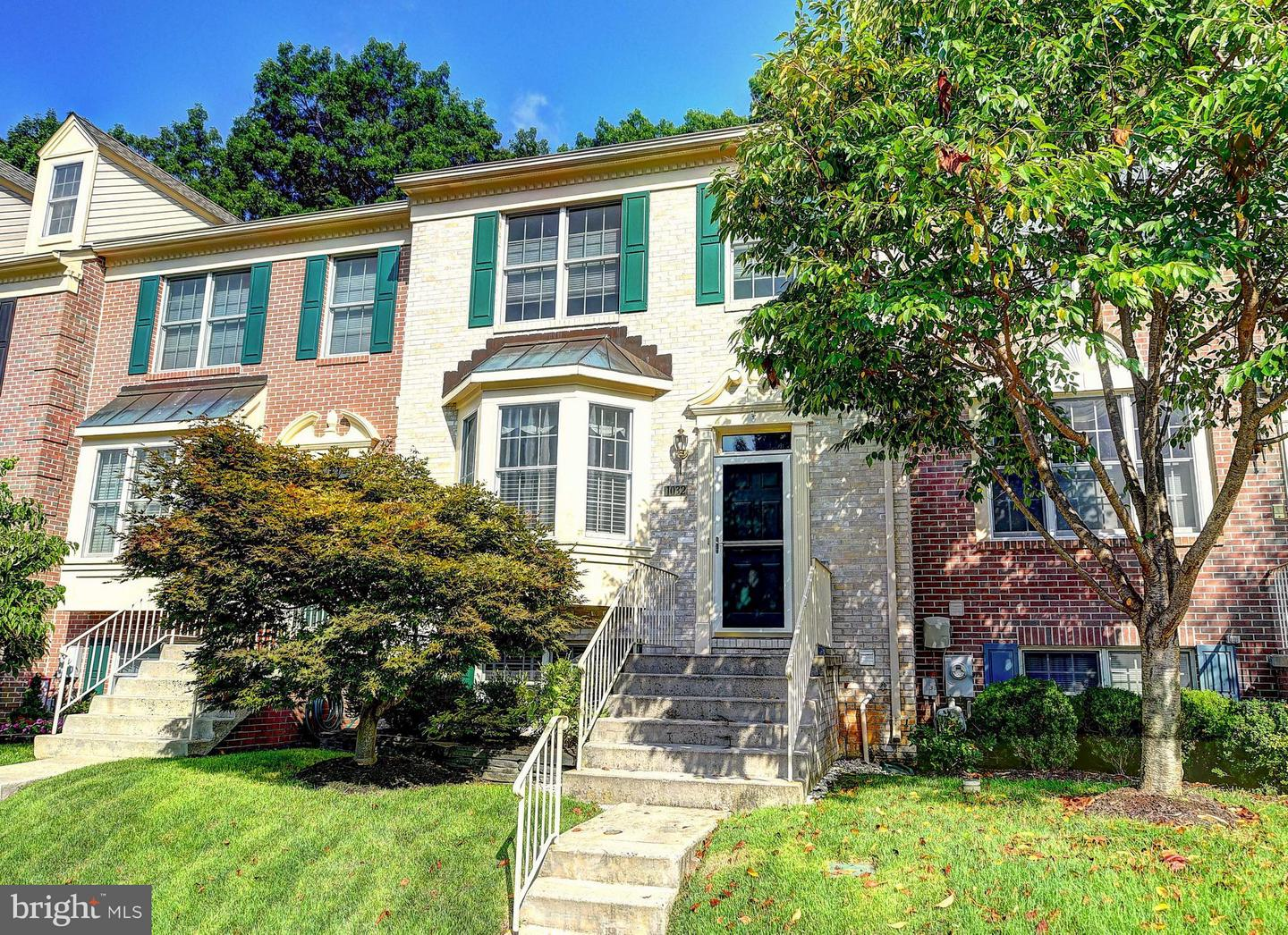 Single Family for Sale at 1032 Hidden Moss Dr Hunt Valley, Maryland 21030 United States