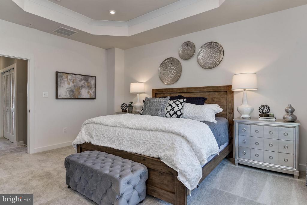 Bedroom (Master) - QUICK MOVE IN MOZART, NEW MARKET